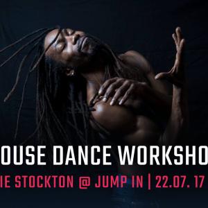 House Dance Workshop mit Eddie Stockton