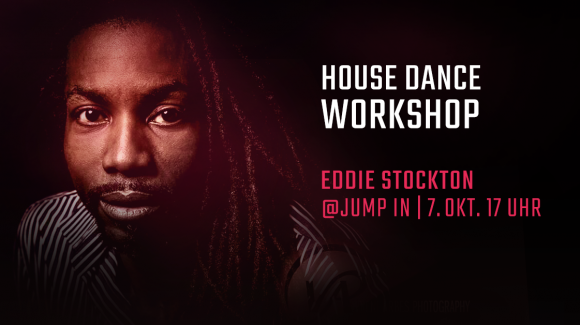 Eddie Stockton, Summer Closing House Dance Workshop, Jump in, Tanzstudio, Tanzschule München