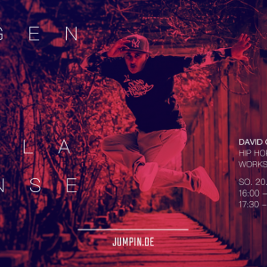 David Colas – HipHop & House Dance Workshop