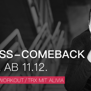 Fitness-Comeback